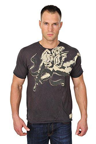 Z-Brand Tshirt Logo Schwarz M
