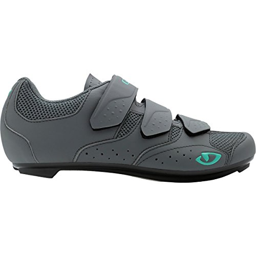 Giro Techne Cycling Shoes - Women's Titanium/Glacier 41