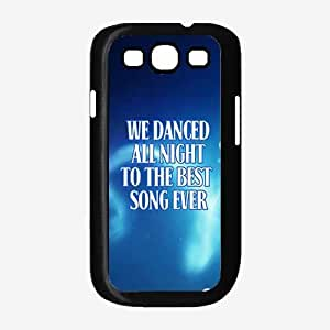 Best Song Ever TPU RUBBER SILICONE Phone Case Back Cover Samsung Galaxy S3 I9300