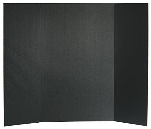 Flipside Products 30067 Project Display Board, Black (Pack of 24) by Flipside Products