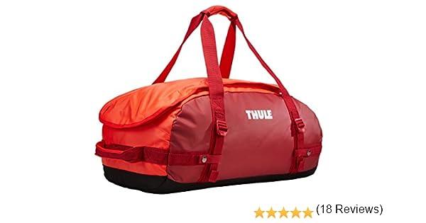 Thule Chasm 40L - Bolsa de Viaje, Color Rojo: Amazon.es: Equipaje