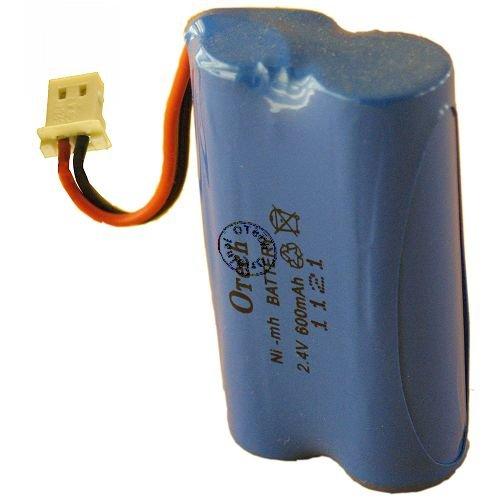 Batteries Sp/écifiques ACCUS 2.4V 600mAh Ni-Cd