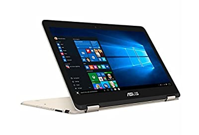 ASUS ZenBook Flip UX360CA 13.3-inch Full-HD Touchscreen Laptop (Intel Core M CPU, 8 GB RAM, 512 GB Solid State Drive) with Windows 10--GOLD