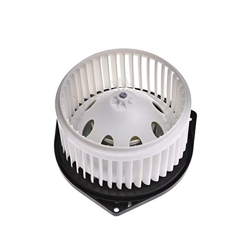 TOHUU 700193 Front Heater A/C Blower Motor with Fan Cage For Nissan Infiniti