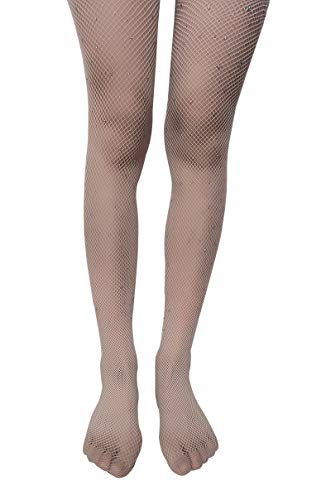 Sexy Jeweled Sparkly Diamond Fishnet Stockings High Waist Tights Shiny Rhinestone Sheer Pantyhose With Bling Crystals