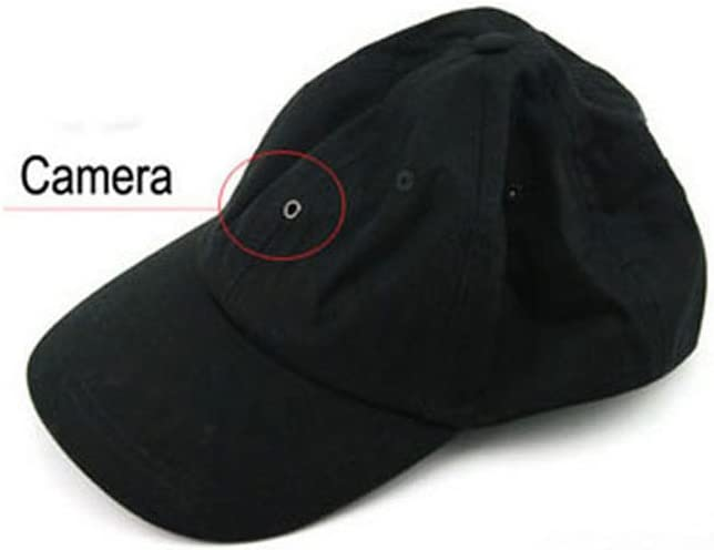 Support Max 32GB Covert Hidden Camera Hat Black Color Quality 720P HD Cap Camera DVR Video Recorder with Remote Control