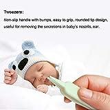 YIVEKO Baby Nail Kit, 4-in-1 Baby Nail Care Set