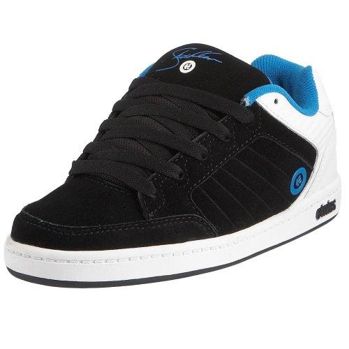 Etnies Little Kid/Big Kid Kids Sheckler Sneaker,White/Blue/Black,12 M US Little Kid