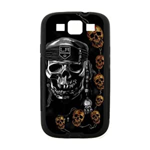 Custom Unique Design NHL Los Angeles Kings Samsung Galaxy S3 Silicone Case hjbrhga1544