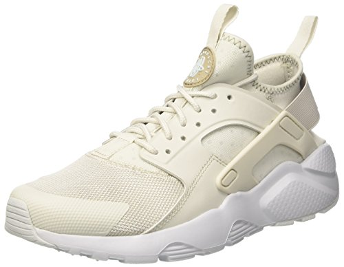 Hombre Khaki Pure Beige Run NIKE para Ultra Platinum 015 Bone Zapatillas Air Running Light de Gris Huarache 7qqwnOF8
