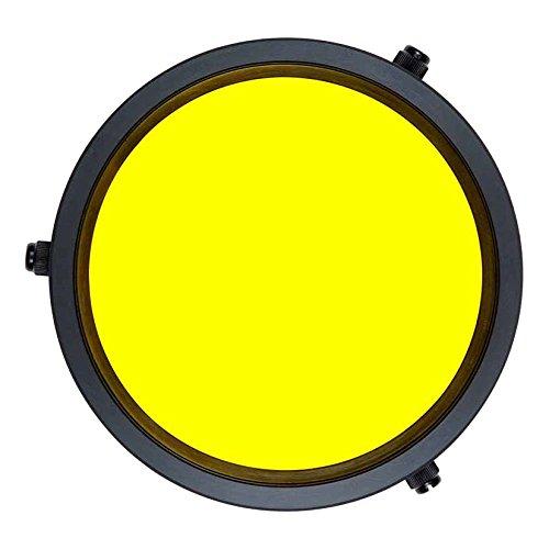 Slr Flat Port - Ikelite - Yellow (Barrier) Filter for dSLR Flat Port (67mm)