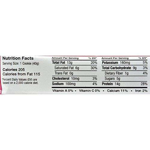 Power Crunch Bar - Wild Berry Cream - Case of 12 - (1.4 oz each)