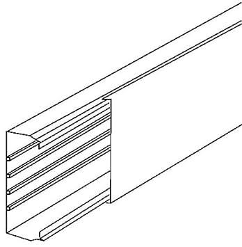 Kleinhuis Minikanal reinwei/ß 4.5x9 LCD51.3
