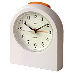 Bai Pick-Me-Up Alarm Clock, Bodoni