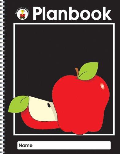 Carson Dellosa School Days Planbook Record/Plan Book (8204) Carson-Dellosa Publishing Classroom Management Education Education & Teaching