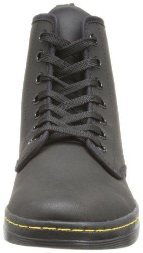 Dr. Martens Shoreditch Greasy Lamper, Boots femme Noir (Black)