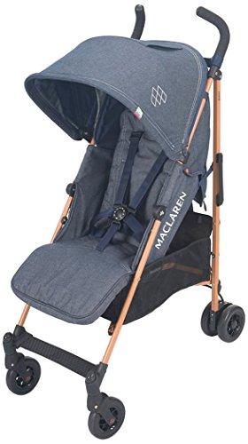 - Maclaren Quest Stroller - lightweight, compact, safe