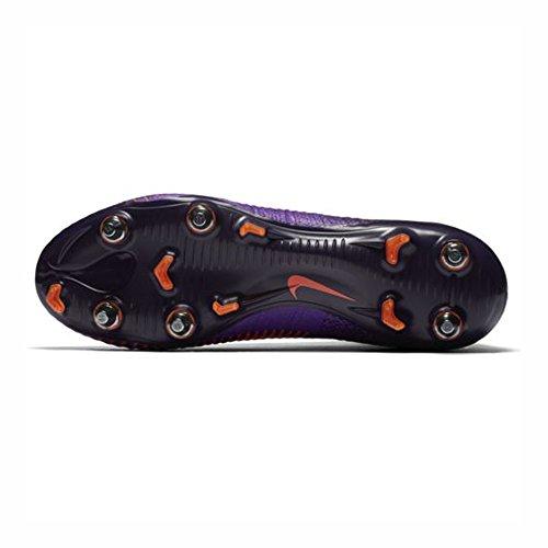 Nike Mercurial Superfly V Sg-pro Purple Dynasty-citrus Sz 8 [831956-585]