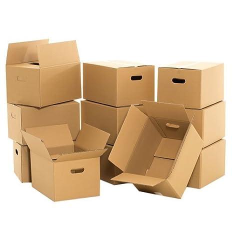 Cajas de libro Cajas para archivadores 500 x 300 x 350 mm MyPackBox (MyProfi) Sistema de selección: Amazon.es: Electrónica