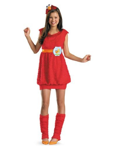 Elmo Child/Tween Costume Size L (10-12)]()