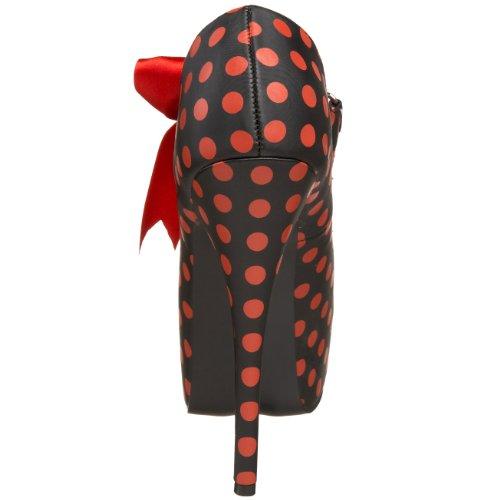 Mujer Tee25 br Bordello Zapato sat IHwx7vvBq