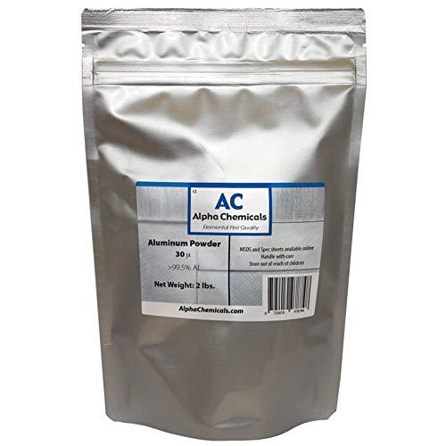 2 Pounds - Aluminum - 30 micron (Ammonium Perchlorate Rocket)