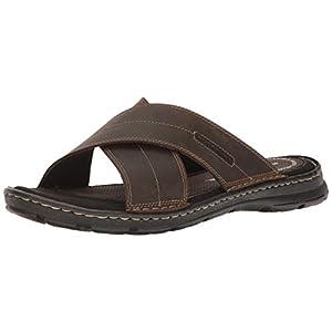 Rockport Men's Darwyn Xband Slide Sandal