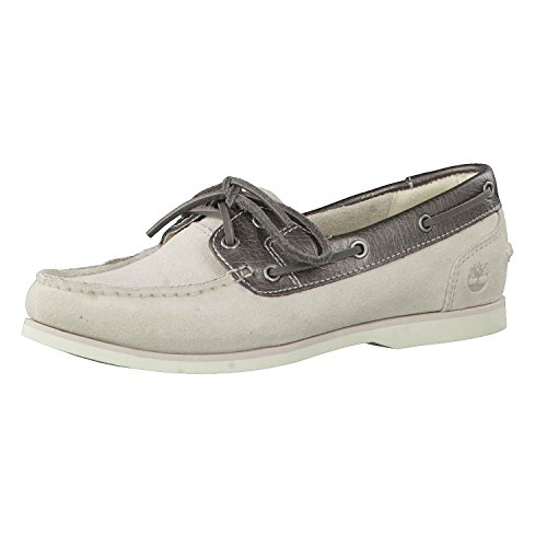 Timberland Classic Boat Unlined W chaussures temps libre Gris