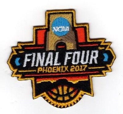 2017 MENS FINAL FOUR PATCH MARCH MADNESS MEN'S FINAL FOUR PATCH PHOENIX NCAA by FINAL FOUR