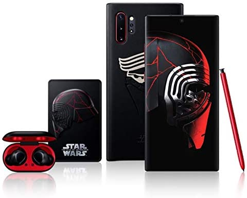 Amazon Com Samsung Galaxy Note 10 Plus Star Wars Special Edition Factory Unlocked Cell Phone With 256gb U S Warranty Aura Black Note10