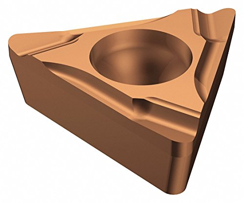 - Triangle Turning Insert, TCGT, 220, K-1115, Pack of 10