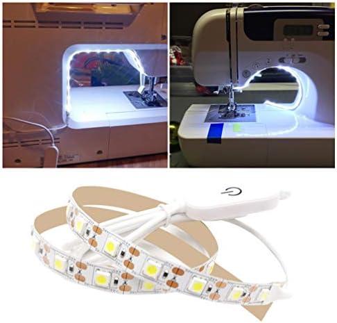 Mobestech - 1 tira luminosa de 1 m para máquina de coser de 5 V ...