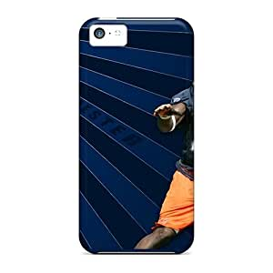 (RxK8670PQYj)durable Protection Case Cover For Iphone 5c(chicago Bears)