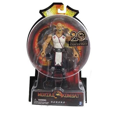 Baraka Mortal Kombat 9 6-Inch Action Figure by Jazwares -