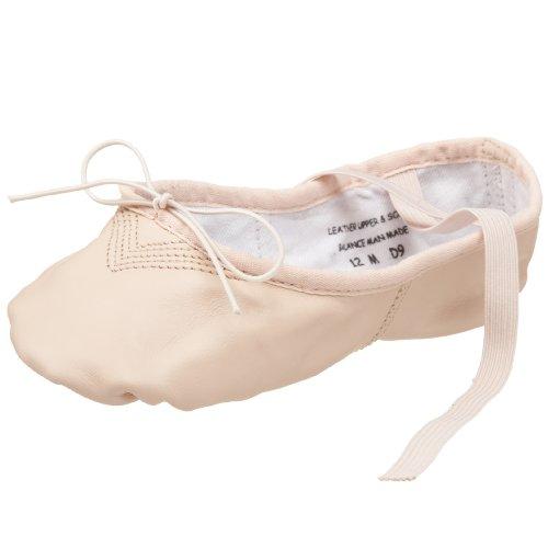 Capezio Toddler/Little Kid Leather Cobra 2033C Ballet Shoe,L