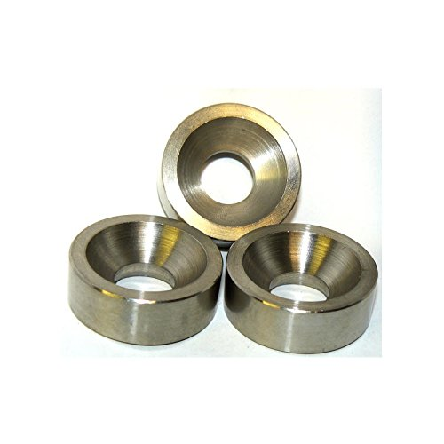 T316 Stainless Steel Pack Size M20 Hemispherical Cup 1