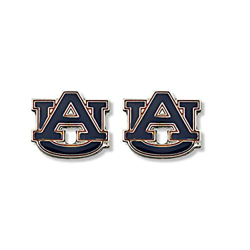 NCAA Auburn Tigers Team Post Earrings ()