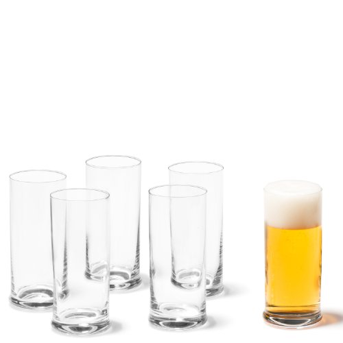 LEONARDO 035393 Set Bierbecher K18 6-teilig