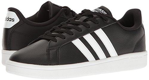 Femme Sneakers Noir Cloudfoam blanc Advantage Basses Adidas qa4IxPwx