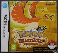 NINTENDO DS, 3DS, POKEMON HEART GOLD VERSION...INTERNATIONAL SHIPPING YES! (Best Selling Ds Games)