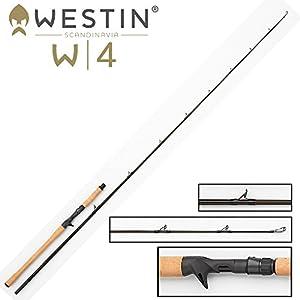 Heavy Pike Lure Rod Westin W4 Monsterstick T 120-260g