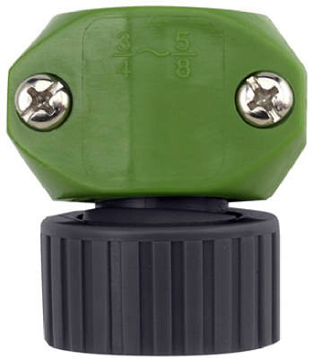 Green Thumb 31FGT Green Thumb Poly Female Coupler for Hose, 5/8-Inch and 3/4-Inch