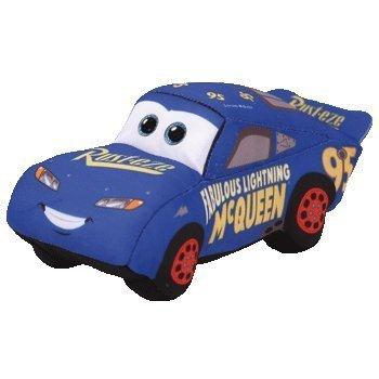 Fabulous Lightning McQueen - Cars 3 TY Beanie Boos Regular Plush by ADD /& Ship