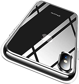 Ranvoo iPhone X Max Certified Military Protection Protective Clear Case