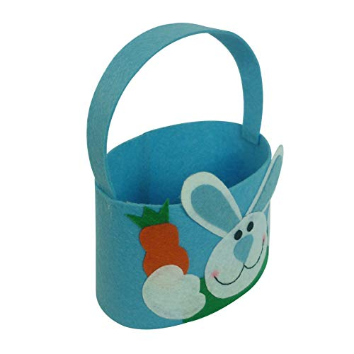 Hengzhi Easter Rabbits Pattern Sugar Pocket Lovely Children Candy Bag Portable Candy Pocket by Hengzhi (Image #1)
