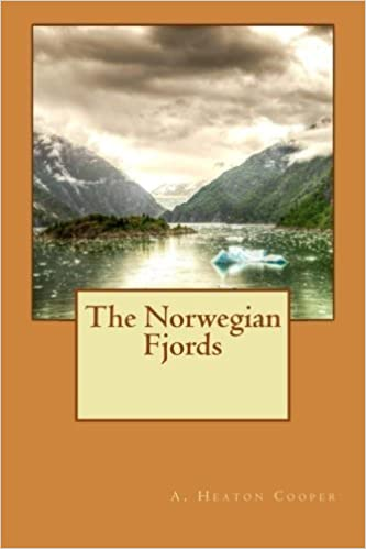 Book The Norwegian Fjords by A. Heaton Cooper (2015-07-16)