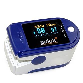 Pulsoximeter Bild