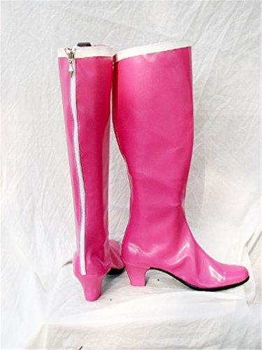 Bromeo Sailor Moon Usagi Tsukino Cosplay Schuhe Stiefel Stiefeletten