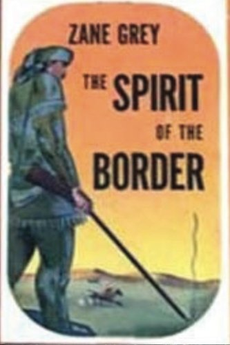 Read Online Spirit of the Border ebook