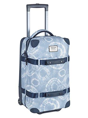 Burton Bag - Burton Wheelie flight deck travel bag luggage, Grateful Shibori Ballistic, One Size